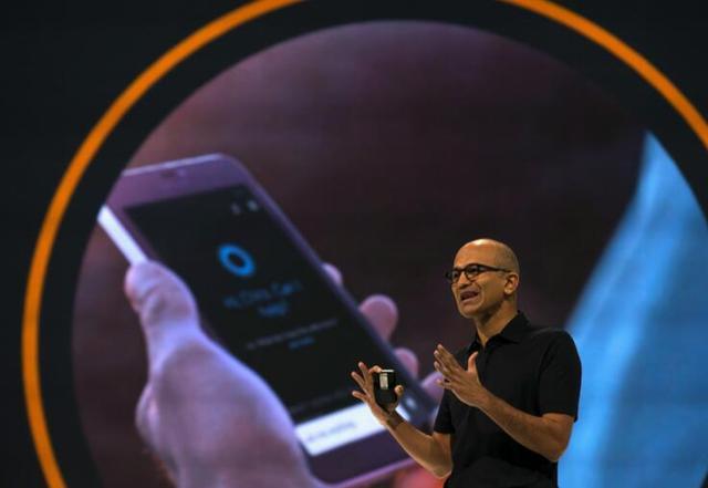 """微软终于开始实施纳德拉""""一个视窗""""愿景"""