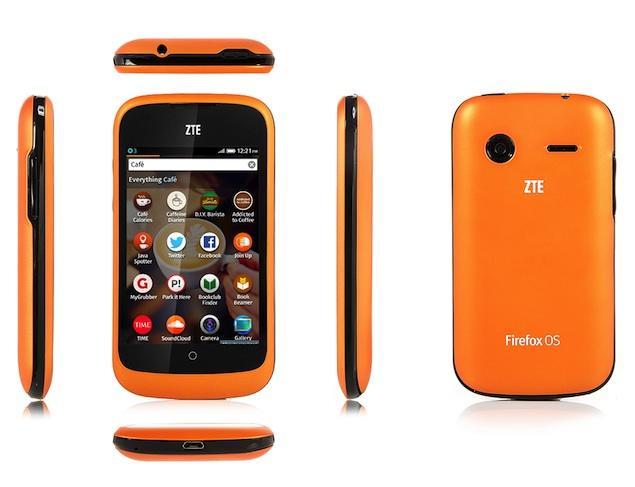 中兴通讯MWC将推新Firefox手机 主打中低端市场