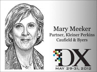 图文直播:KPCB合伙人玛丽·米克演讲