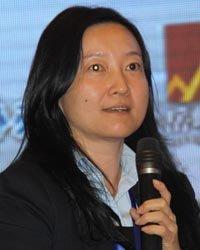 台湾电子时报中国区副总经理李如珊