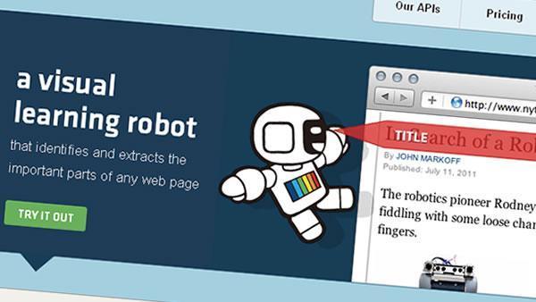 这家公司用人工智能技术识别网页内容