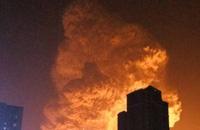 [科技不怕问]天津爆炸的危险品可能是什么?
