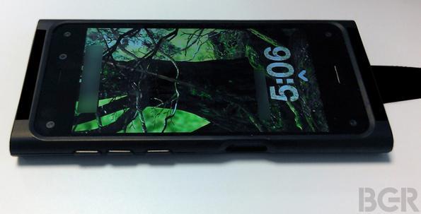 亚马逊3D智能手机谍照外泄:正面配五个摄像头