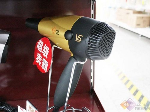 沙宣VS25383CN电吹风 烫染发质也能用
