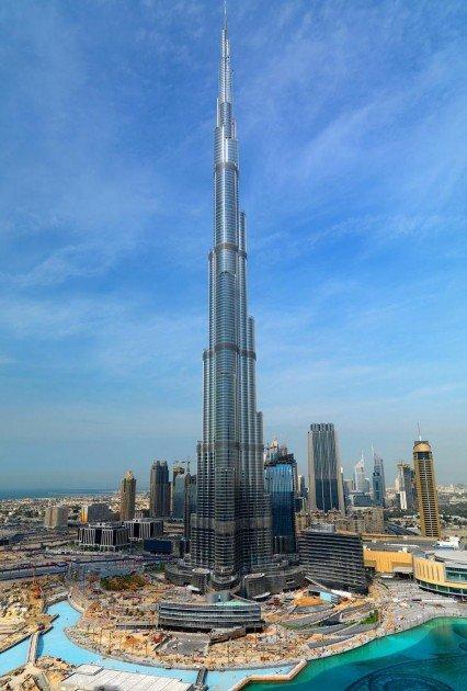 细数全世界最高建筑 高楼比赛到冲天模式(图)