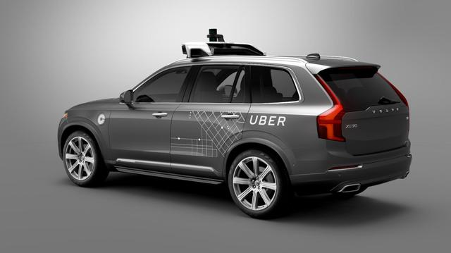 用Uber叫自动驾驶汽车是什么感觉?月底就能在美国体验了