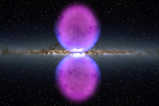 银河系中央巨型气泡之谜仍未完全解开