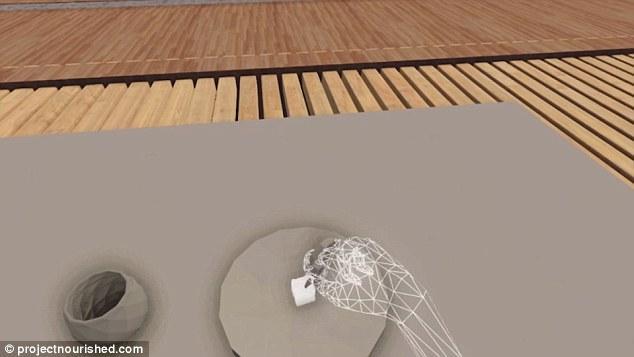 触觉不算什么 VR上都能实现味觉和触觉了