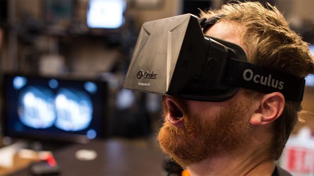 Oculus VR让感官互联网的能量彻底释放
