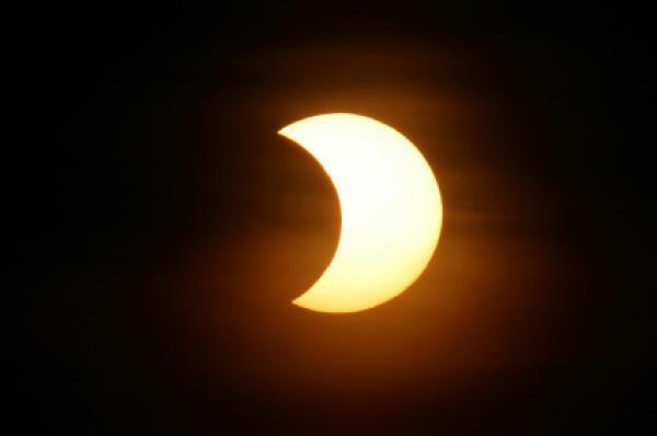 农历猴年将发生5次日月食 我国可观测到3次