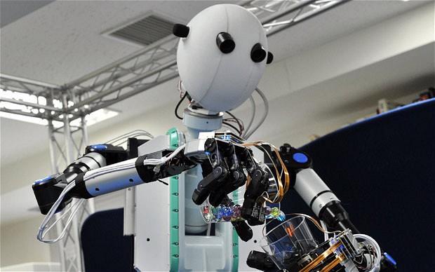 """机械公敌上演?谷歌要打造""""机器人军团"""""""
