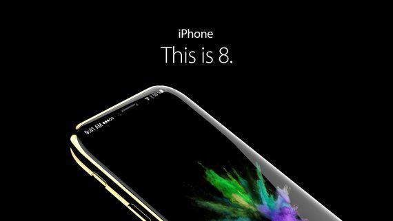 供应链消息称十周年版iPhone配置虹膜识别