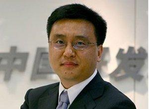 微软(中国)董事长张亚勤