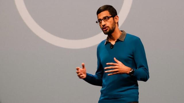 谷歌布下大棋局:在所有智能领域和苹果竞争