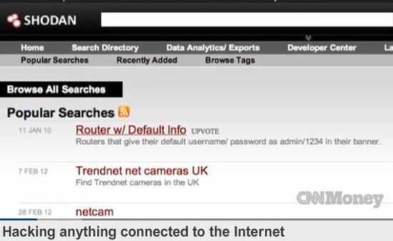 Shodan:互联网上最可怕的搜索引擎