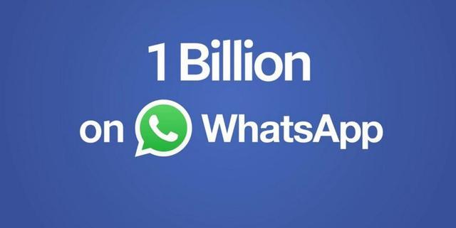 WhatsApp全球用户破10亿