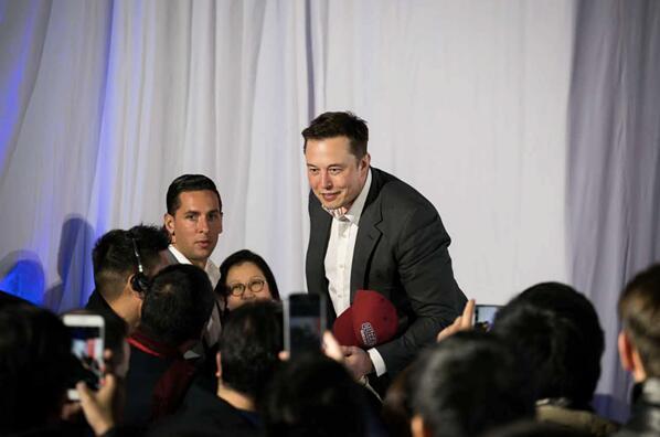 马斯克:Model S占特斯拉电动车份额的80%