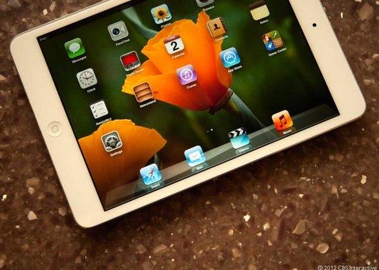 """苹果iPad Mini为何不搭载""""视网膜""""显示屏?"""
