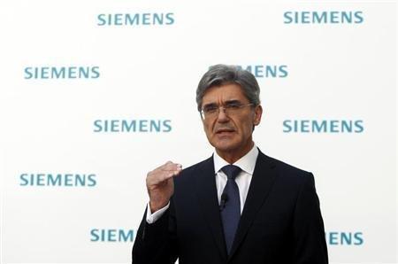 西门子新任CEO凯瑟:没参与前任下台计划
