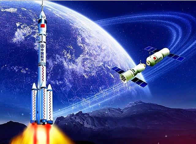 浩瀚宇宙将发生一大拨事情,你知道吗?——航天专家揭秘中国2017年太空计划