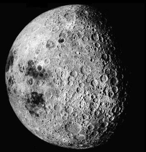 重返月球之旅或派遣机器人登陆神秘背面