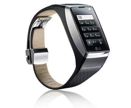 传LG拟打造智能手表 与苹果和三星竞争