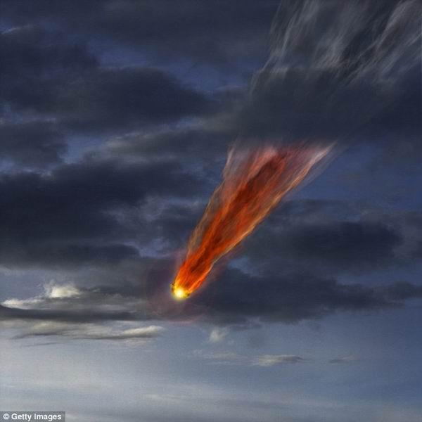 澳大利亚上空发现橙色闪光被指陨石坠落所致