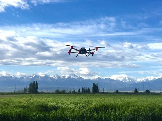 德邦电信开发无人机防护系统 制止无人机进入禁飞区