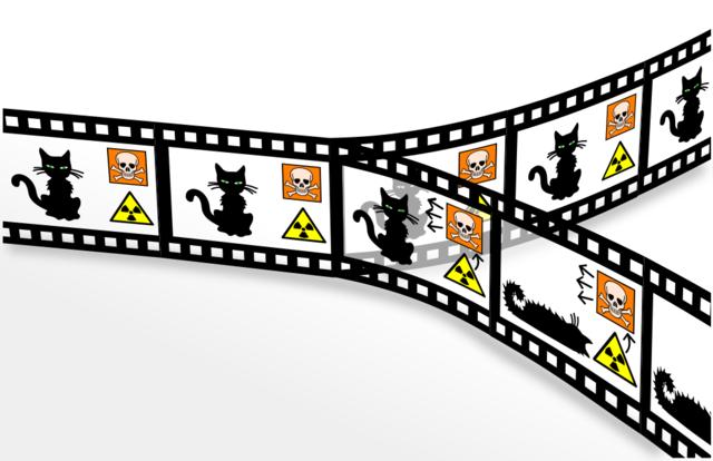 量子力学框架中的多世界解释与薛定谔的猫