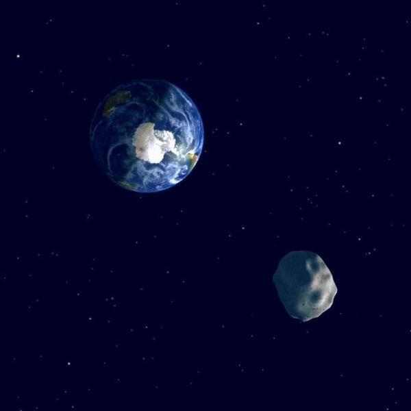 科学家最新观测一颗直径两米近地小行星的详细特征