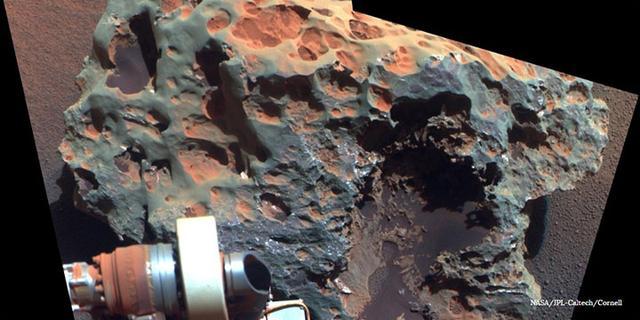 火星赤道地区有多干燥?铁生锈速度比地球沙漠还要慢1000倍