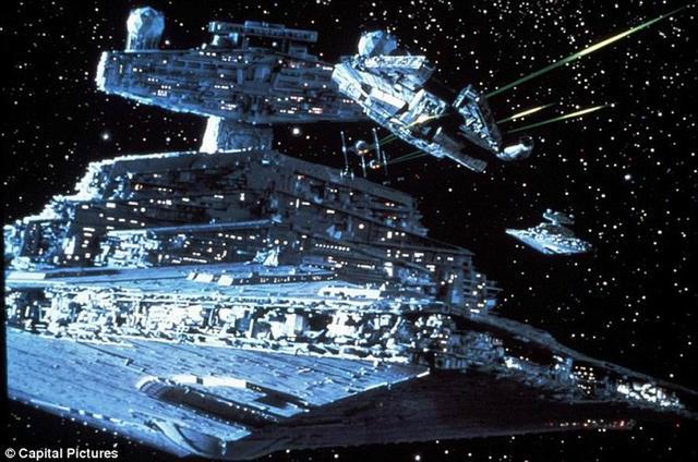 英国大学生设计出《星战》中的激光护盾