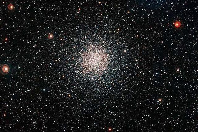 意大利科学家发奇异球状星团 元素含量无法解释