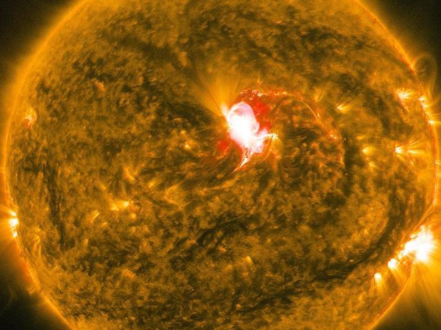 超级太阳风暴可能摧毁现代人类文明