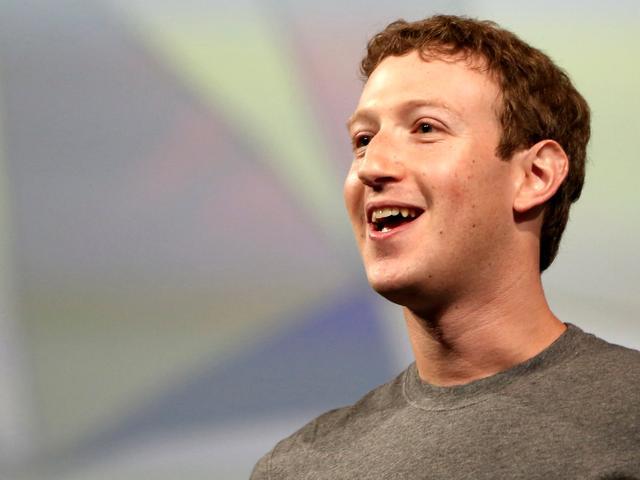 未来10年Facebook将重点开发的三大领域
