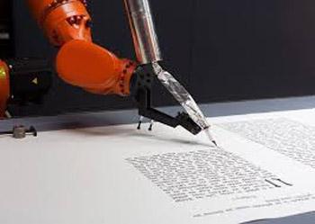 机器人新闻占领地球!年产新闻10亿篇