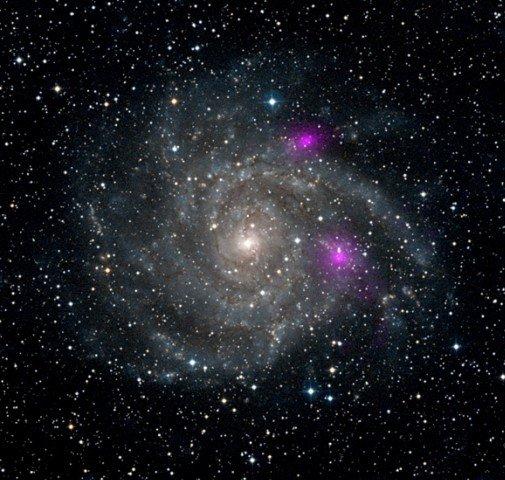 鹿豹座神秘黑洞现身 迸射超强X射线令人惊讶