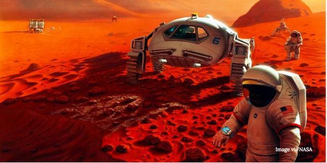 人类火星生存可能根本性改变身体和心理健康