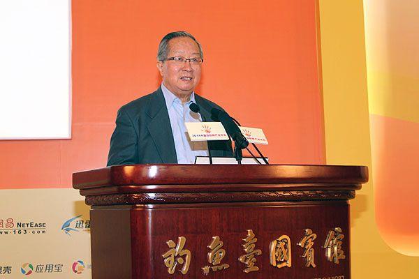 中国互联网协会副理事长高新民