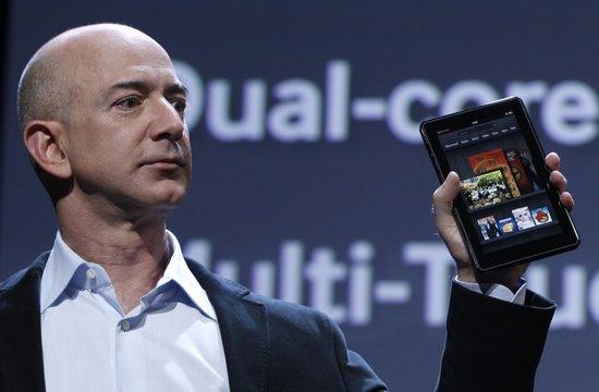 亚马逊收购社交阅读网站Goodreads意在阻击苹果