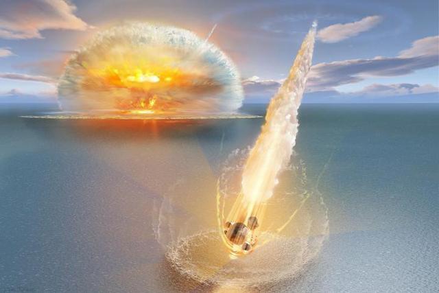 祸不单行:地球曾遭遇两颗陨石同时撞击