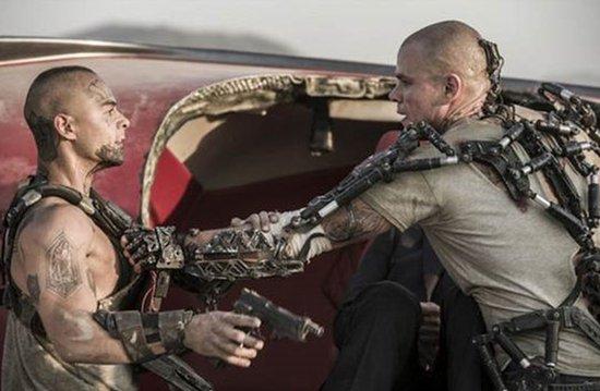 人形超级外骨骼背后的高科技:酷似钢铁超人