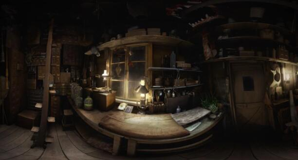 因为VR,我们终于走进了神奇的魔法世界