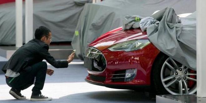 外媒:特斯拉势必主导中国电动汽车市场