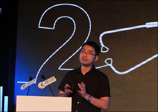 何滨:新媒体最能配合消费者购物过程