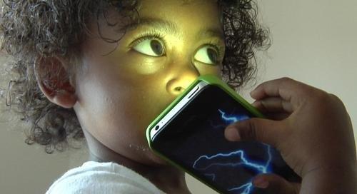 警告!手机辐射可能导致骨质疏松