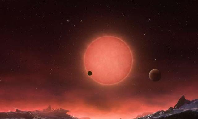 太空新发现!三颗行星似地球 人类或有望移居
