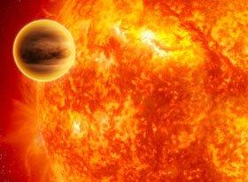 """通过金星凌日发现""""金星大气层"""""""
