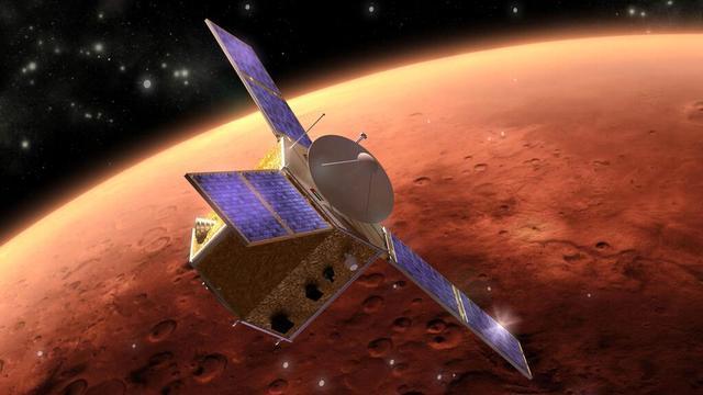 阿联酋计划2020年用日本火箭送探测器去火星