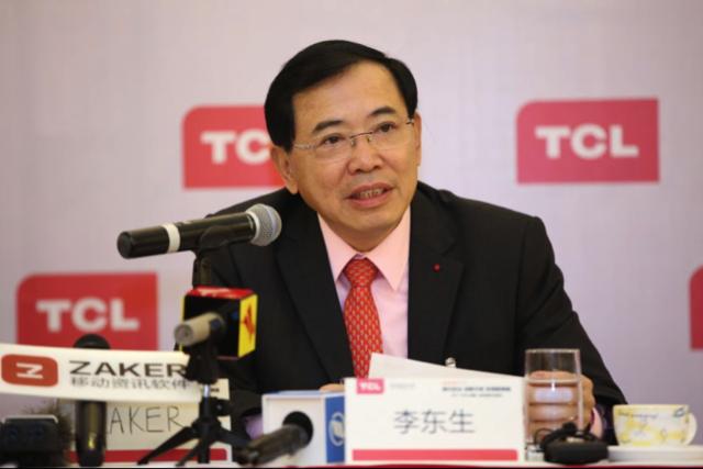 TCL李东生两会提三点建议 呼吁加大对半导体显示/芯片产业扶持力度